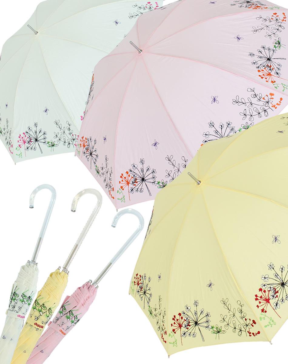 sonnen und regenschirm uv schutz lady butterfly long 28 99. Black Bedroom Furniture Sets. Home Design Ideas