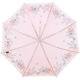 Sonnen und Regenschirm UV Schutz Lady Butterfly long rose