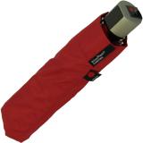 Knirps Regenschirm Fiber T1 AC red