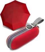 Knirps Supermini Regenschirm X1 heart