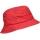Klassischer Regenhut mit schmaler Krempe - Knirps Traveller rot  Gr.M-L