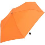 Doppler Regenschirm Mini- Taschenschirm Havanna Stick - sturmfest orange