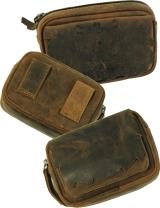 Beltbag Sean - Gürteltasche Leder von LandLeder Vintage Anatomy