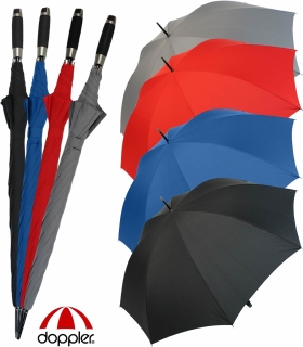 Regenschirm Portierschirm Golf Schirm Partnerschirm Stabgriff - Fiberglas XXL