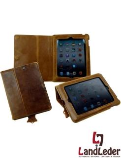 Multicase Tablet PC Tasche CURLY Cover Hülle im I-Pad Format - LandLeder Grassland-Origin
