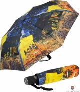 Taschenschirm Regenschirm - Vincent van Gogh Nachtcafe -...