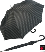 Knirps Regenschirm Edition Nimbus Long -  Stockschirm black