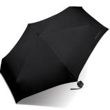 Esprit Regenschirm Mini Petito manual  black