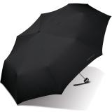 Esprit Regenschirm Mini Alu Light manual uni black