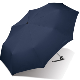 Esprit Regenschirm Mini Alu Light manual uni sailor blue