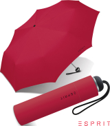 Esprit Regenschirm Mini Alu Light manual uni flagred