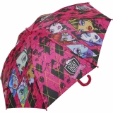 Kinderschirm Automatik Regenschirm - Monster High -...