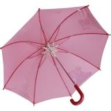 Kinderschirm Automatik Regenschirm - Kukuxumusu - Große Froschliebe rosa