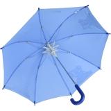 Kinderschirm Automatik Regenschirm - Kukuxumusu - Große Froschliebe blau