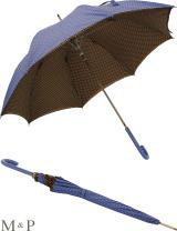 M&P Damen Stockschirm - Regenschirm Automatik...