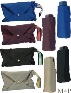 M&P Super Mini Regenschirm klein und leicht mit Handtasche