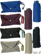 M&P Super Mini Regenschirm klein und leicht mit...