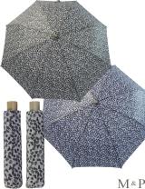 M&P Taschenschirm Mini Regenschirm stabil...