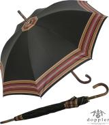 Regenschirm Doppler Kastanie Baumwolle Zürs -...