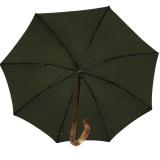 Regenschirm Doppler Kastanie Steirer Loden - dunkelgrün