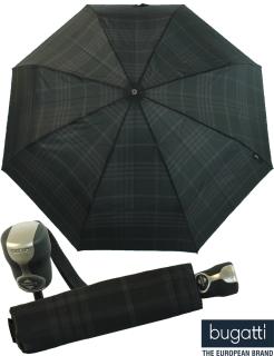 Regenschirm bugatti gran turismo  Auf-Zu Automatik check black