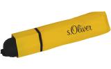 s.Oliver Mini Schirm Damen Taschenschirm Fruit Cocktail - gelb
