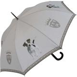 Stockschirm Hunde mit Automatik - Jack Russell UV-Protection