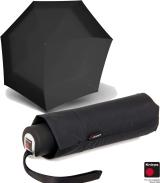 Knirps Mini Taschenschirm Piccolo  schwarz