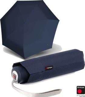 Knirps Mini Taschenschirm Piccolo  navy blau