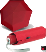 Knirps Mini Taschenschirm Piccolo  rot