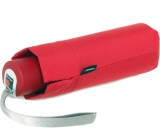 Knirps Mini Taschenschirm Piccolo  rot