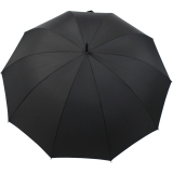 M&P Portierschirm Doorman 10-teilig Fiberglas stabil XXL black