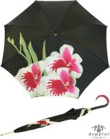 Doppler Manufaktur Regenschirm Elegance Noblesse Orchidee