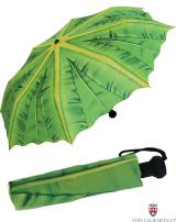 Taschen- Regenschirm Tropische Momente - Palmendach...