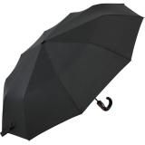 iX-brella Herren-Taschenschirm, schwarz, mit...