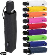 iX-brella stabiler Taschenschirm Mini Regenschirm mit...