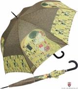 Regenschirm Stockschirm Automatik - Gustav Klimt - Der...
