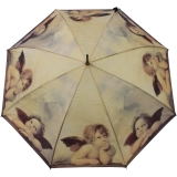 Regenschirm Stockschirm Raffael - Engel
