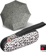 Knirps Taschenschirm Supermini Regenschirm X1 key black...