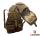 Old School rustikaler Rucksack aus Leder - LandLeder
