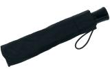 Pierre Cardin stabiler Taschenschirm Black Line Automatik