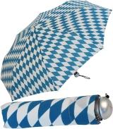 Taschenschirm Bavaria - Regenschirm Bayern der kleine...