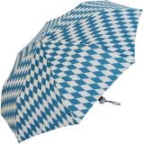 Taschenschirm Bavaria - Regenschirm Bayern der kleine Schirm für die Wiesn