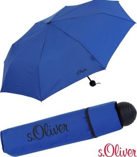 s.Oliver Mini Taschenschirm - Fruit Cocktail -neu- glassy blue