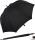Knirps Regenschirm XXL Golfschirm Partnerschirm Automatik schwarz
