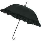 Doppler Manufaktur Regenschirm handgearbeitet - Wien mit Rüsche