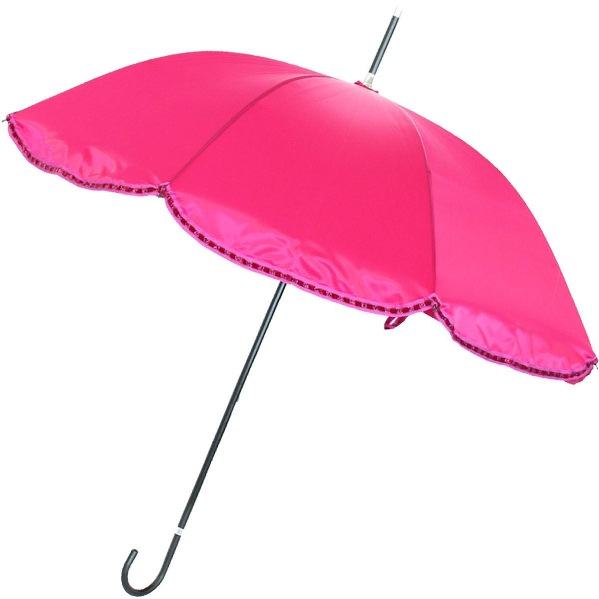 damen regenschirm venedig schirm pink 104 95. Black Bedroom Furniture Sets. Home Design Ideas