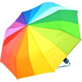 iX-brella pocket rainbow 16-color - kleiner Taschenschirm...
