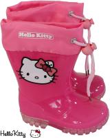 Kinder Gummistiefel für Mädchen - Hello Kitty -...