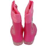 Kinder Gummistiefel für Mädchen - Hello Kitty - teil-transparent pink